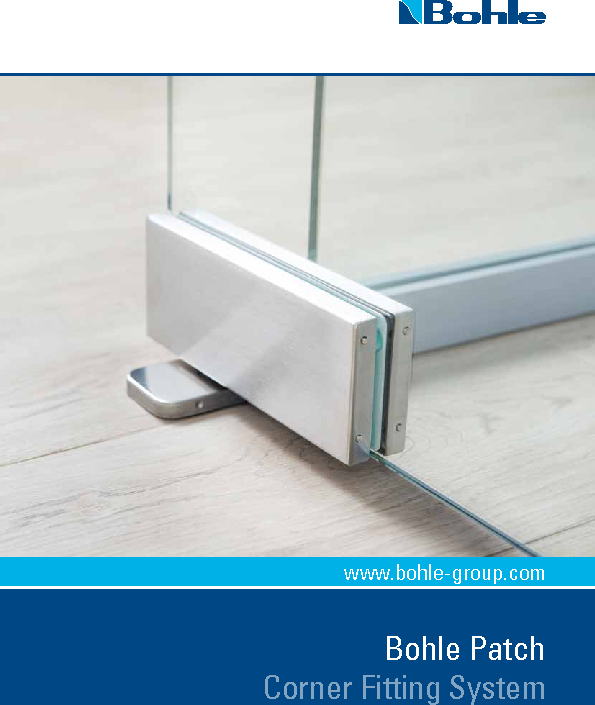 Bohle Patch Corner Fitting System.pdf