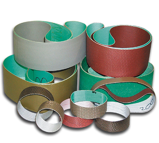 Standard-Diamant-Glasschleifbänder 533 x 30 mm