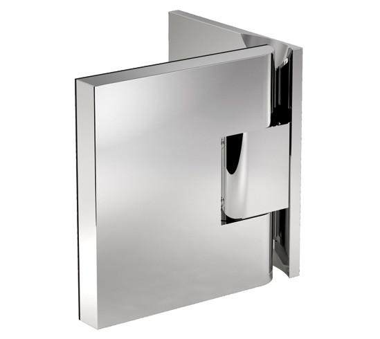 Duschtürband Next Glas-Wand 90° DIN links