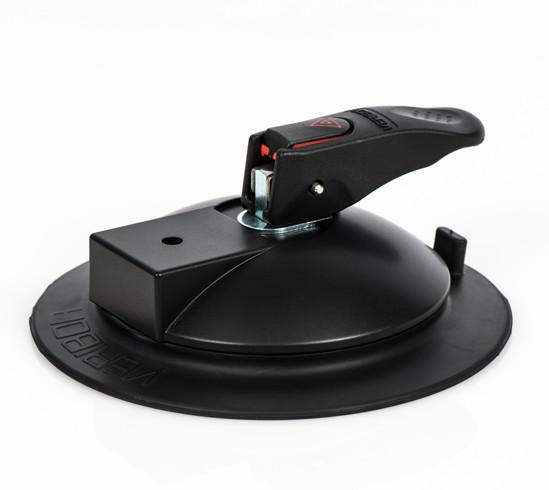 Befestigungshilfe mit ø150 mm und Vakuumanzeige