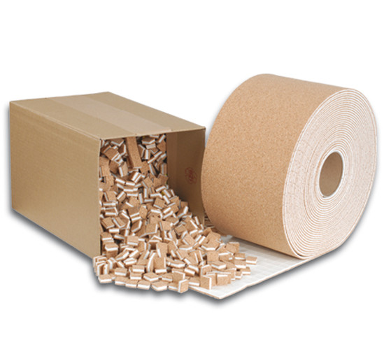 Cork Protector Pads Premium with Adhesive Foam Thickness 5 mm