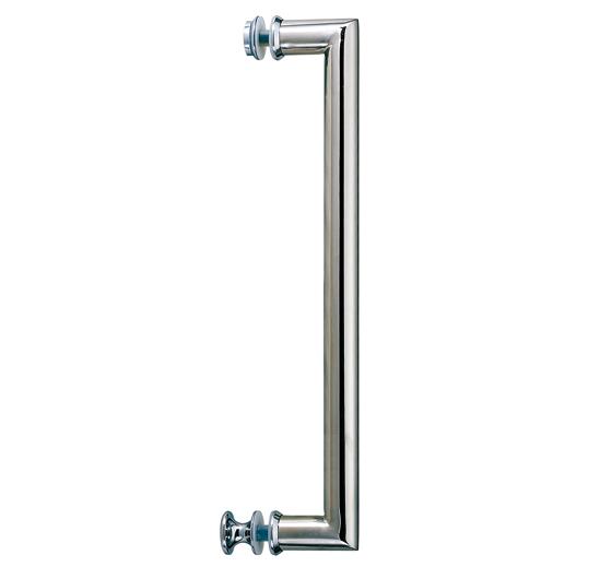 Shower Door Handle Single Sided With Knob Shower Door