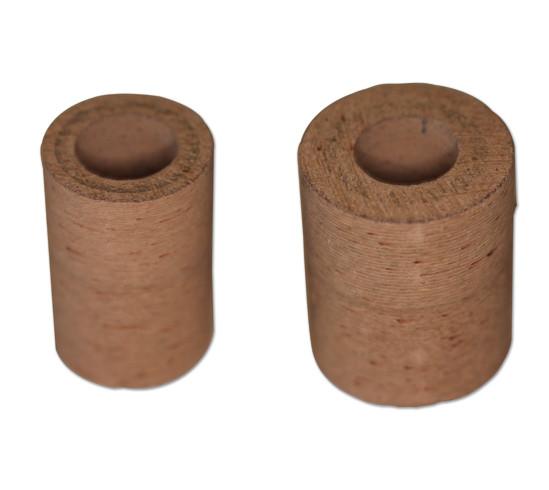 Polierscheiben flache Kante ø25 - 35 mm