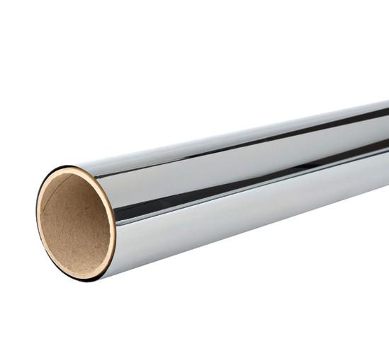 Reflekterande film, silver, medium