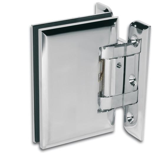Pendeltürband Chalet PT Glas-Wand 90° beidseitige Wandmontage