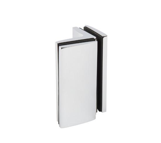 Winkelverbinder Bella Glas-Glas 90°