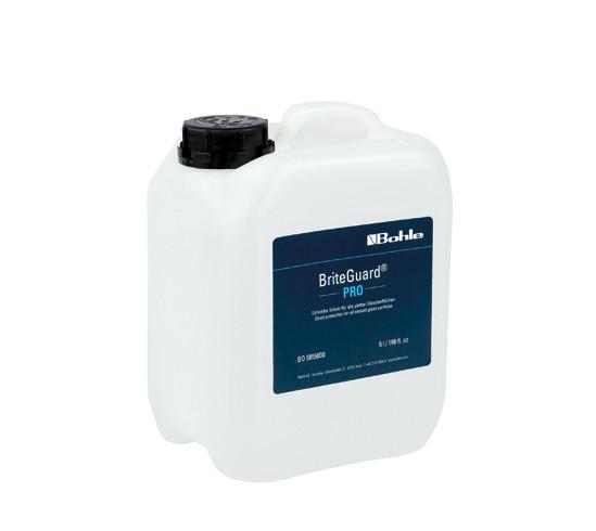 BriteGuard® Pro 5 l für glatte Glasoberflächen