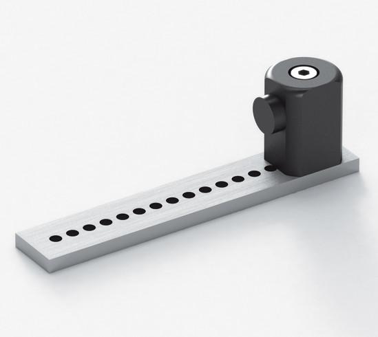 SlideTec Premium Floor Stopper