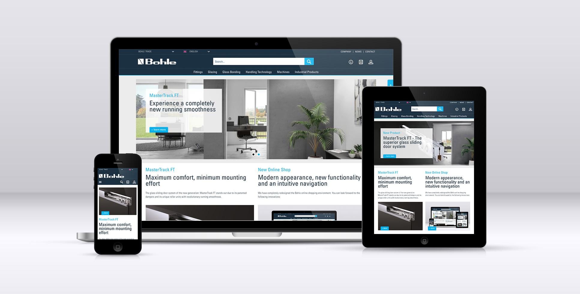 Neuer Online Shop | News | Bohle AG