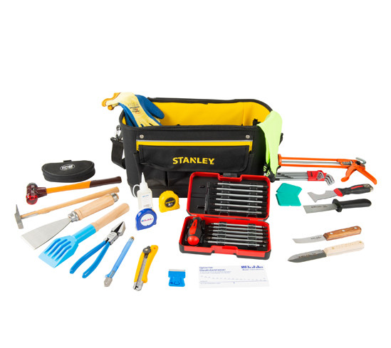 Werkzeugset Profi 28-teilig inkl. Werkzeugtasche