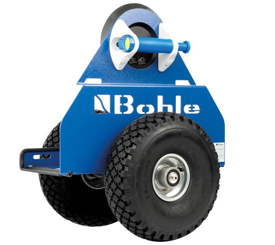 Veribor® Transportwagen mit integriertem Saugheber
