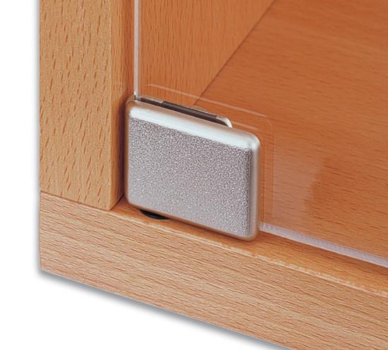 Glass Door Hinge For Inset Doors