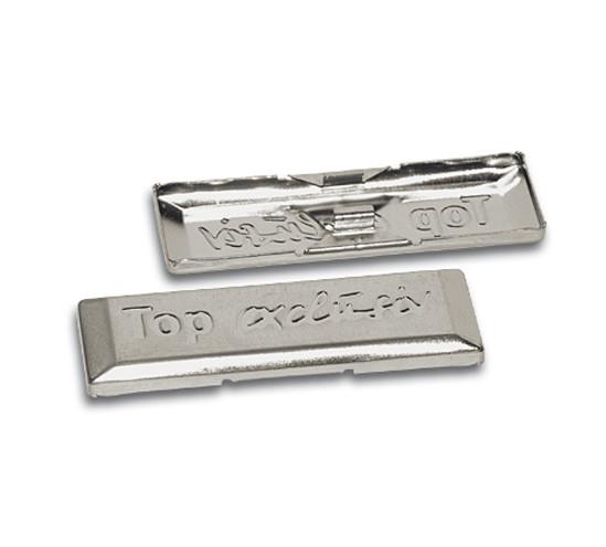 Abdeckkappe für Scharnierarm BO 5203000-02 43 x 12 mm