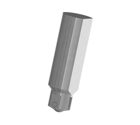 Portarulinas completo de acero con Rulina de metal duro Tipo 06
