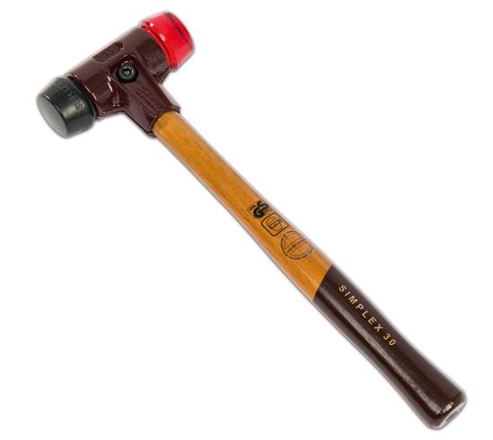 Simplex-Schonhammer mit zweiteiligem Spanngehäuse