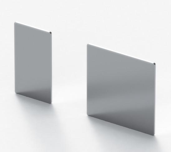 SlideTec Premium Floor Endkappen