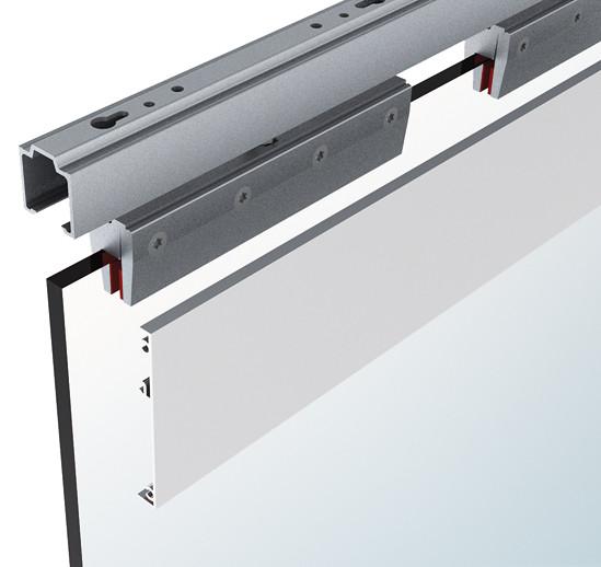 SlideTec modul 80 Blende