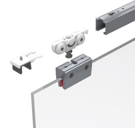 SlideTec modul 80 Zubehörset