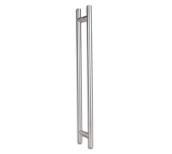 Türgriff für Ganzglastüren ø 19 mm