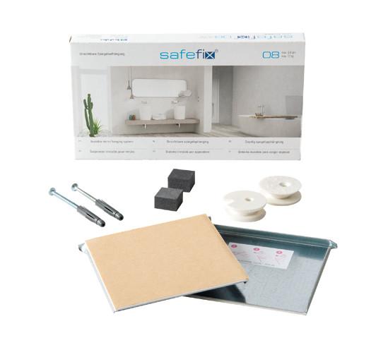 Montage-Set safefix® 08
