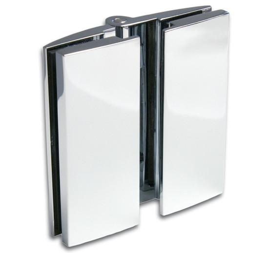 Duschtürband Bella Glas-Glas 180°