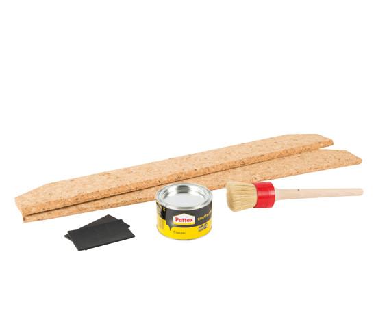 Ersatzkork- und Gummiauflagen zu GTP1000
