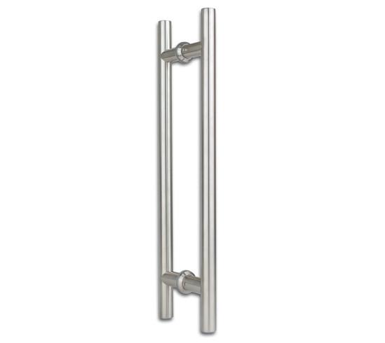 Türgriff für Ganzglastüren ø 25 mm