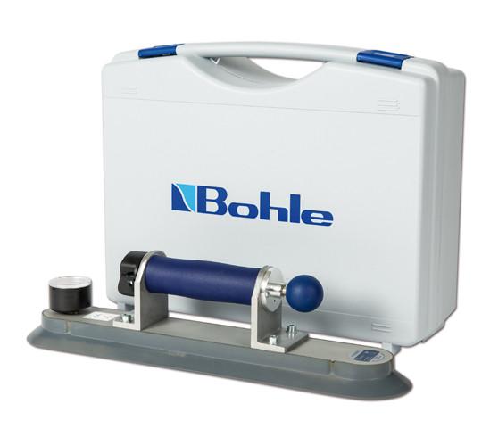 Veribor® Pumpensaugheber aus Aluminium mit Zugpumpe, im Koffer