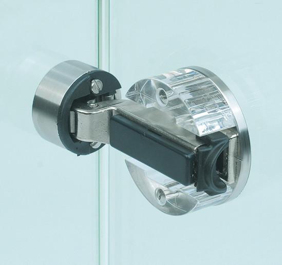 Glastürscharnier Verifix® Clix 90°