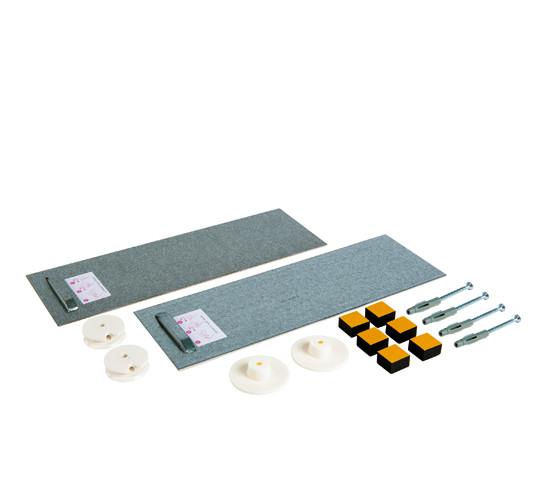 Upphängningsset safeclix® 24