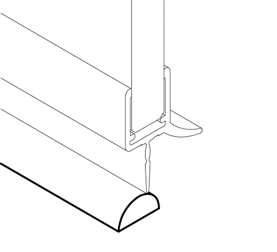 Thresholds 5 mm