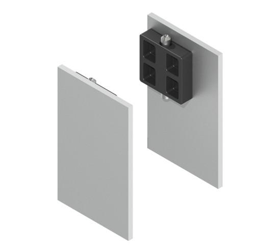 SlideTec modul 80H Abdeckkappen