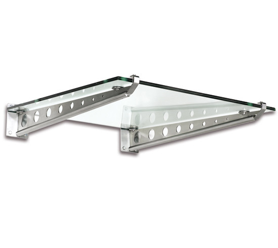 Sistema de marquesinas Bohle Smart · ¡Suministrado sin vidrio!