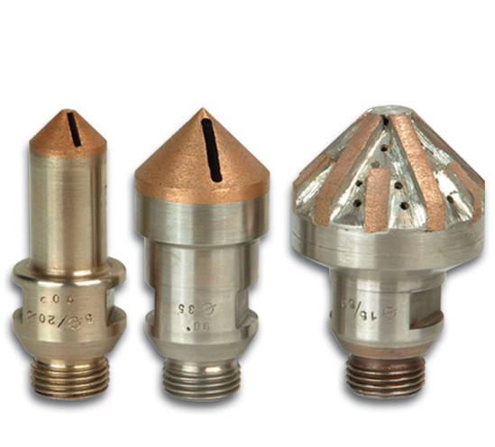 Avellanador diamantado de calidad industrial