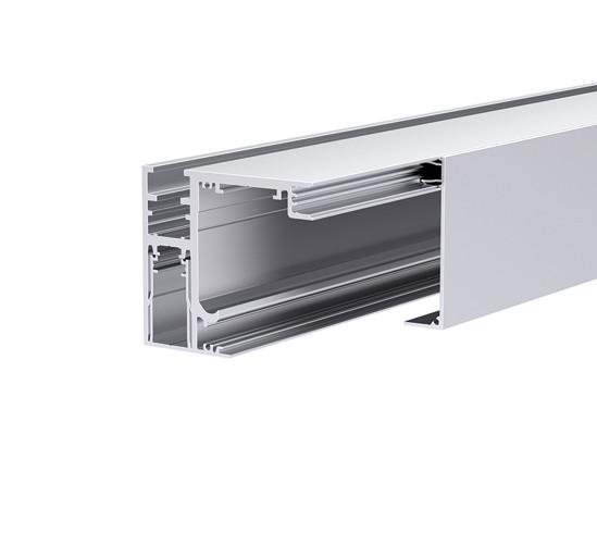 Bohle MasterTrack® FT Profilset Takmontage med fast glasning