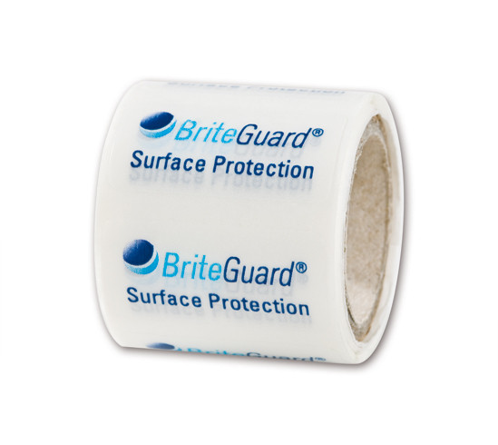 BriteGuard® Sticker