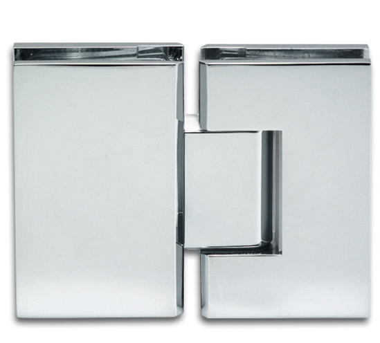Duschtürband Bilbao Select Glas-Glas 180°