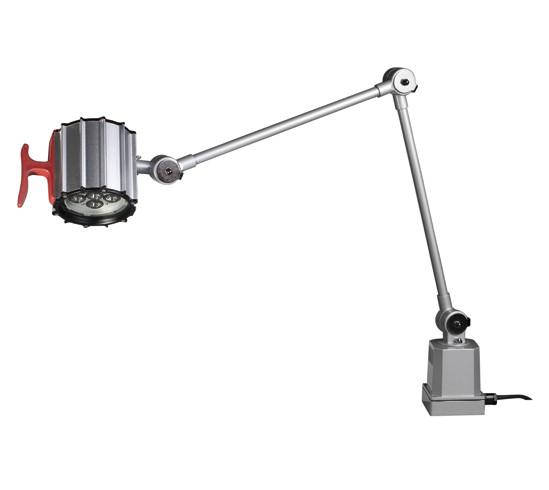LED-Maskinlampa 6x2 W