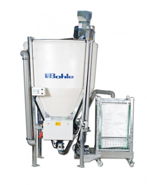 Седиментор для очистки охлаждающей жидкости