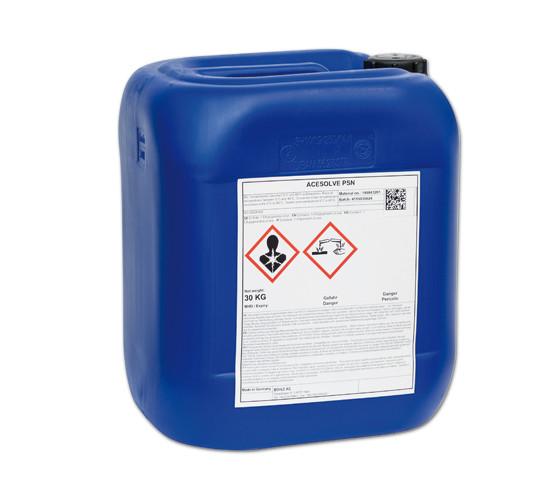 Lösemittel zur Reinigung von Rückständen Polysulfid Isolierglasdichtstoff