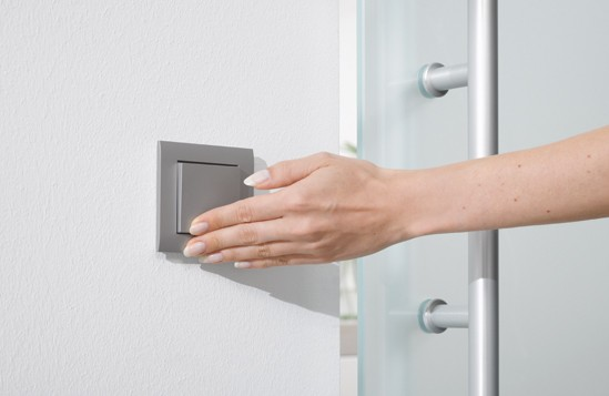 Portavant 80 automatic Zubehörset Funktaster (ein Taster für eine Tür)