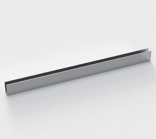 SlideTec Premium Floor Oberes Führungsprofil Wandmontage