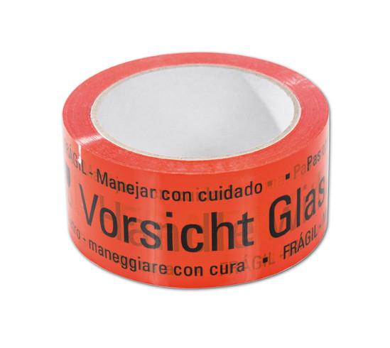 """Packtejp """"Vorsicht Glas"""""""
