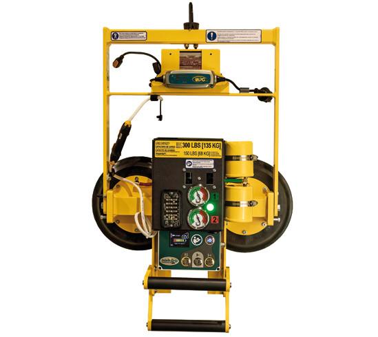 Wood's Powr-Grip® vakuumlyftare Bärkraft 135 kg