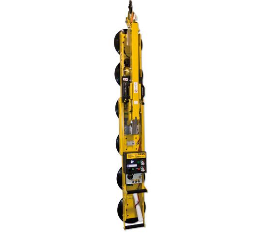Equipo de ventosas Wood's Powr-Grip® Capacidad de carga 500 kg