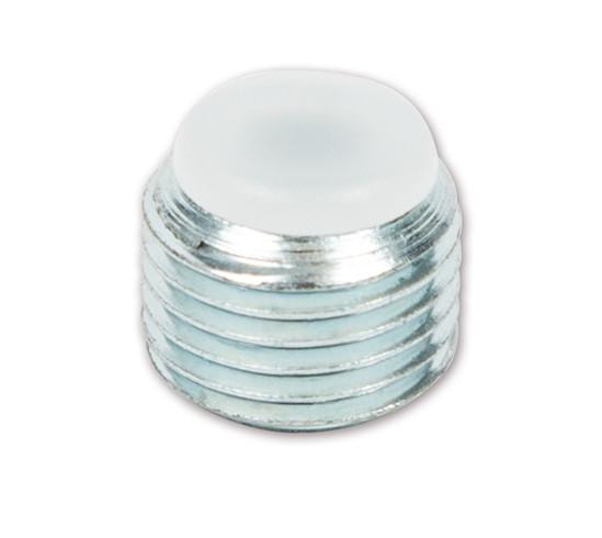 Ersatzschraube für Glasplattenträger M10 x 1 · 8 mm