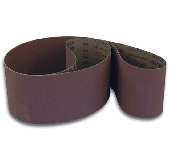 Aluminiumoxid-Glasschleifbänder Körnung 180