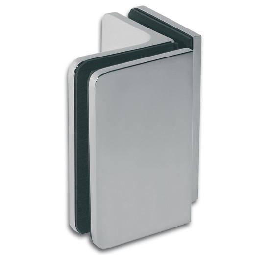 Winkelverbinder Easy Glas-Glas 90°