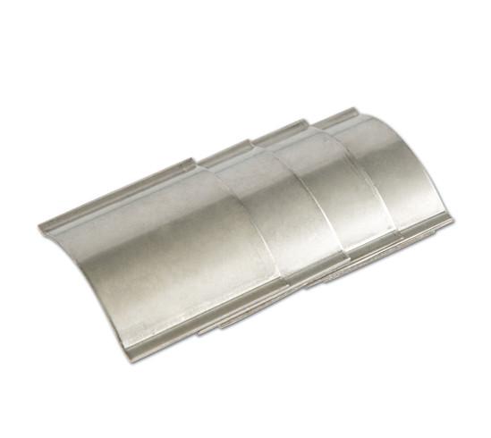 SlideTec optima 80 Klammern für Festverglasungskanal