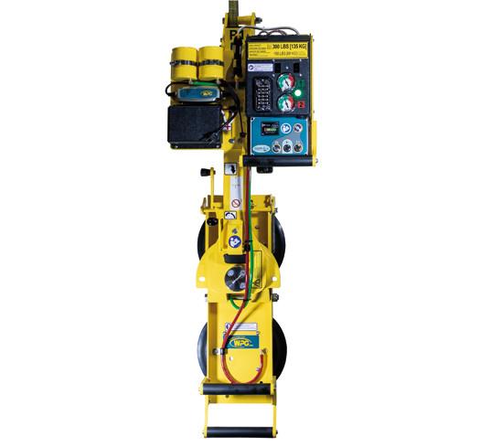 Equipo de ventosas Wood's Powr-Grip® P1HV1102DC Capacidad de carga 135 kg